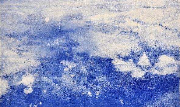 Travelling formation, woodcut, 70x100 cm, 2015.jpg