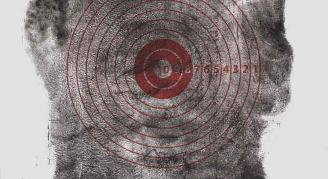 Kaja Wojtyga Score of autumn soft ground 70x100 cm-2.jpg