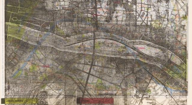 K. WINCZEK, MAPPA III, etching, aquatint, soft ground, 50x50, 2014.jpg