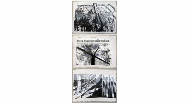 2,M.Kohler-Heilingsetzer, arrival,   offsetprint-collage 2016,17.jpg