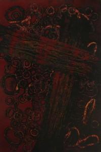 İsimsiz 2 (Collography Print)