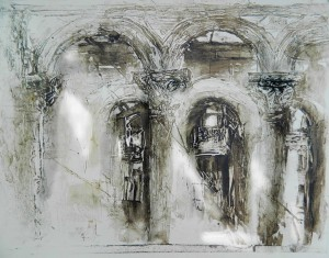 Better. Diocletian (collagraph)