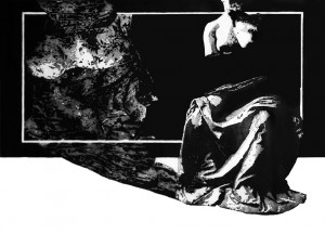 Uncertainty 2 (Acvatinta)