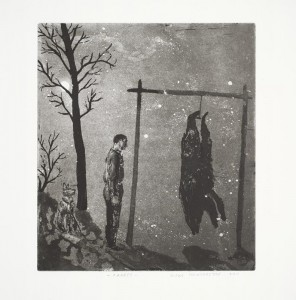 Catch (Etching)