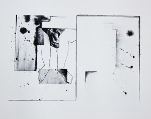 Embodied Parts (Lithography)