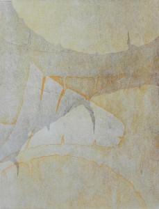 Female Forms I (Woodblock Print)