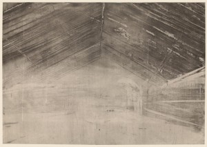 Glasshouse VII (aquatint)