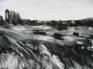 Land (monotype)