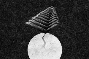 Moon (own technique)