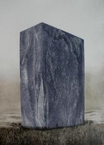Piedra (etching, aquatint)