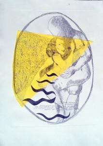 Roko i Cicibela, Matejuška (meki vosak, kolaž i linorez)