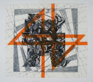 Signal (Etching-dry point)