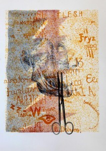 Silence (Lithography)