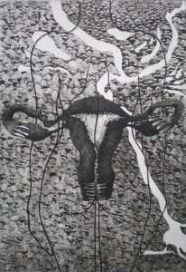 Sveništa 1 (bakropis)