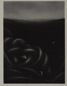 Tangled 10-01 (Etching Aquatint)