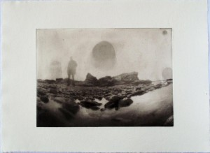 The Visitor (Photo-gravure (polymer))