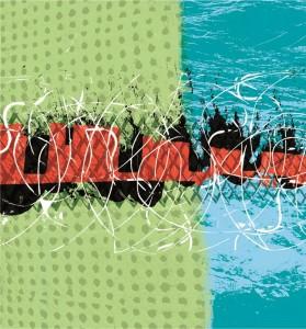 ograda(screen print)